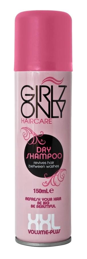 Girlz Only Dry Shampoo (150 ml), XXL