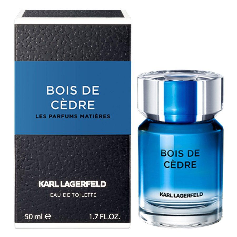 Karl Lagerfeld Bois De Cèdre Eau De Toilette Men (50 ml)