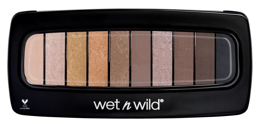 Wet`n Wild Photo Focus 10-Pan Studio Eyeshadow Palette Coming in Latte EA229