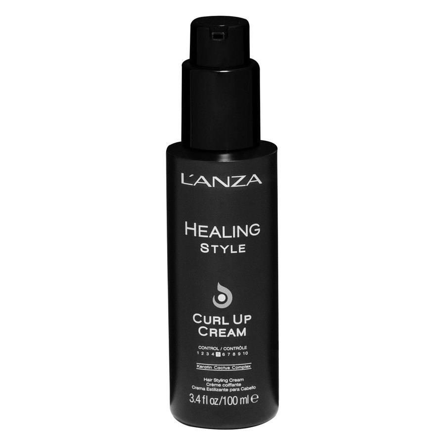 Lanza Healing Style Curl Up Cream (100 ml)