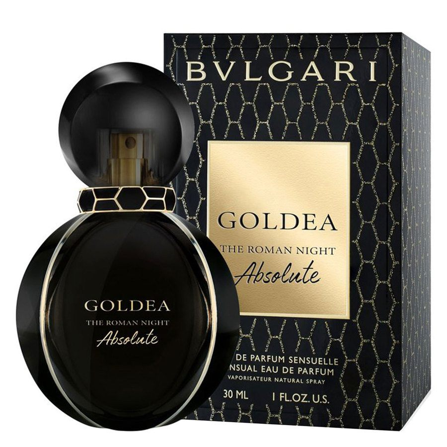 Bvlgari Goldea The Roman Night Absolute Eau De Parfum (30 ml)