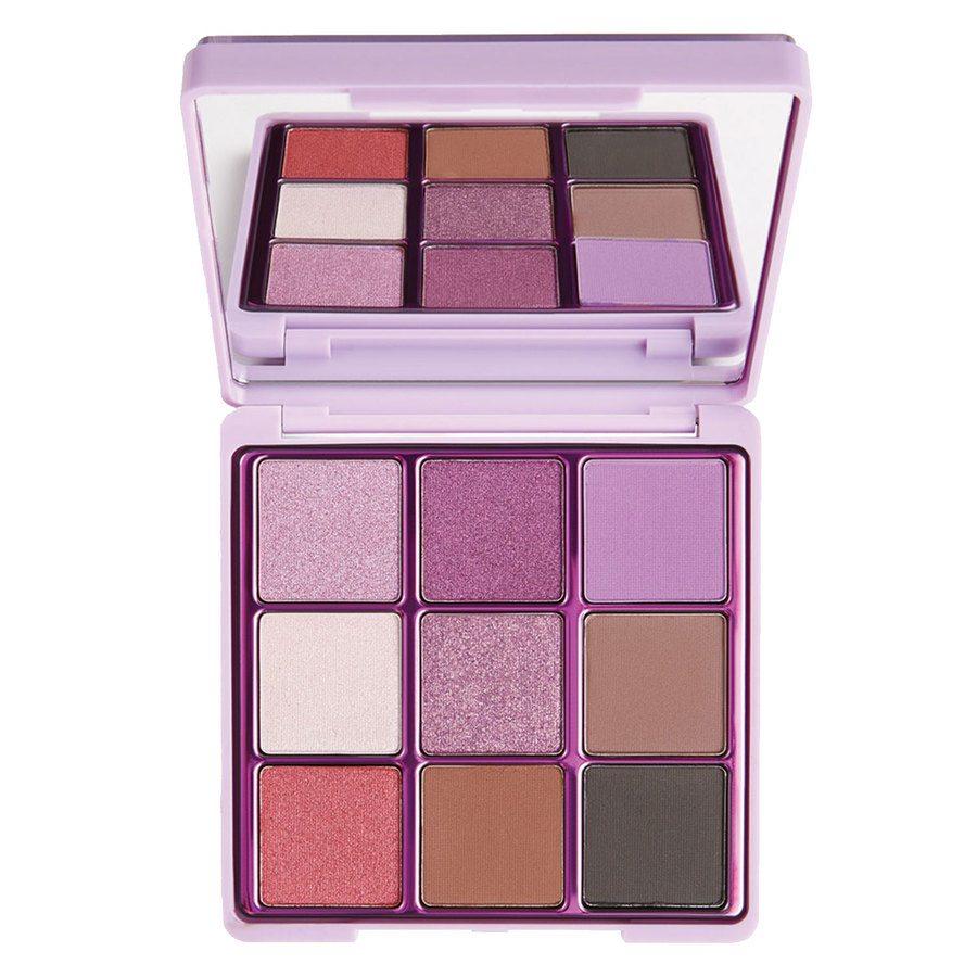 Makeup Revolution I Heart Revolution Fortune Seeker Glitter Palette