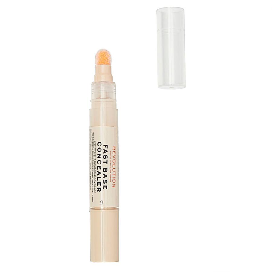 Makeup Revolution Fast Base Concealer, C1 (3 ml)