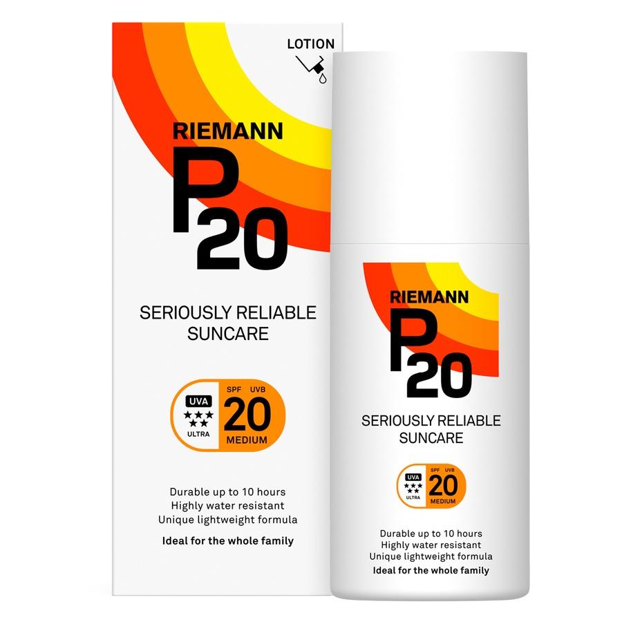 Riemann P20 10hr SPF 20 Lotion (200 ml)