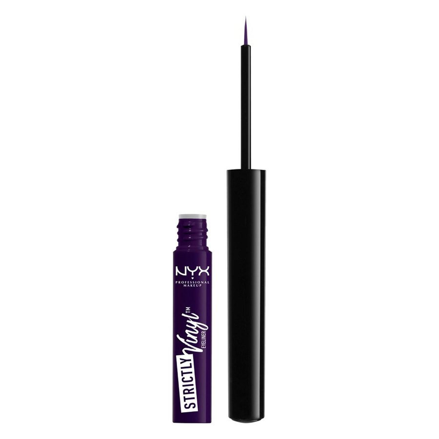 NYX Professional Makeup Strictly Vinyl Eyeliner, Crone 2ml