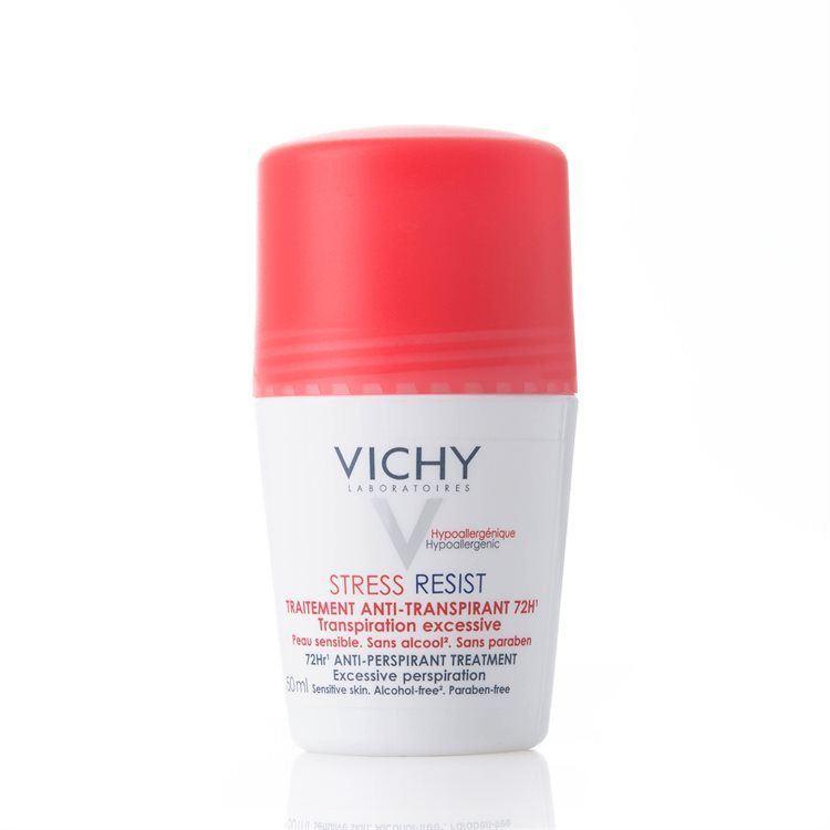 Vichy Antiperspirant Deodorant Roll-On 72 h Stress Resist (50 ml)