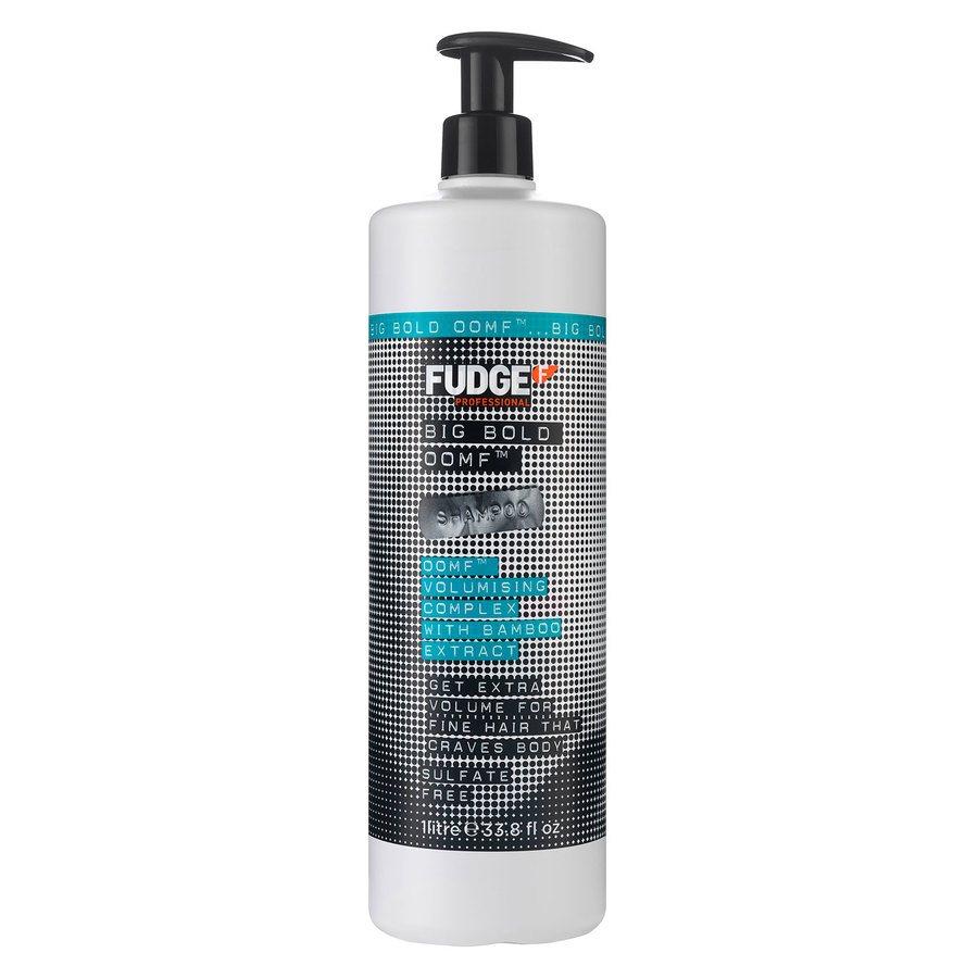 Fudge Big Bold Oomf Volume Shampoo (1000 ml)