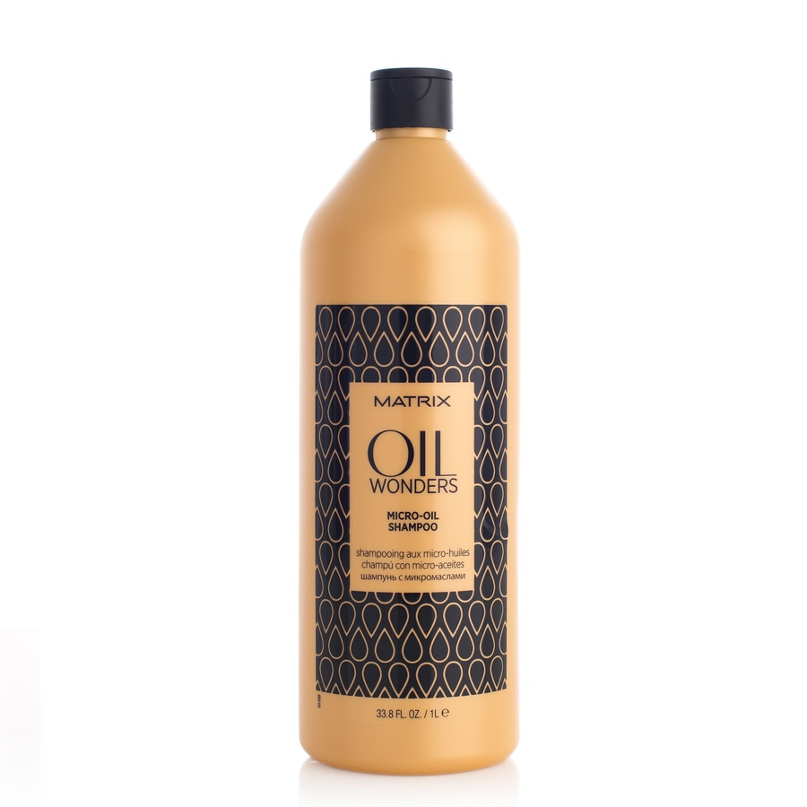 Matrix Oil Wonders Micro-Oil Shampoo 1000ml