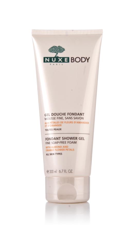 Nuxe Body Fondant Shower Gel 200ml