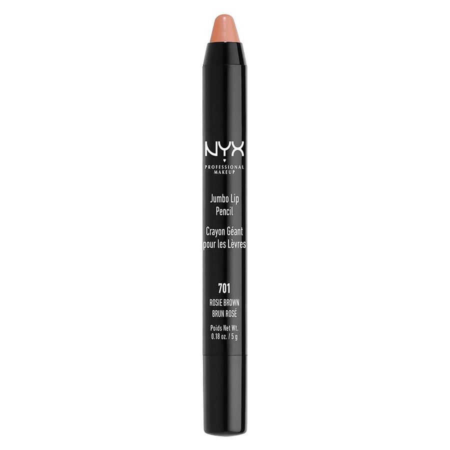 NYX Prof. Makeup Jumbo Lip Pencil 701 Rosie Brown