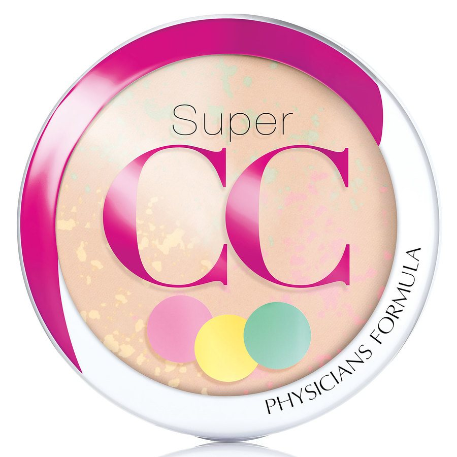 Physicians Formula Super/Colour-Correction + Care Powder SPF 30, Light/Medium (8,5g)
