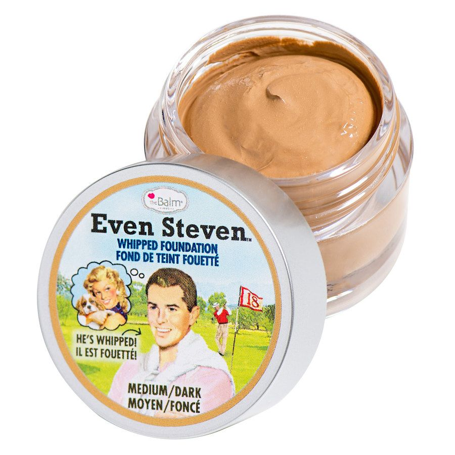 theBalm Even Steven Whipped Foundation Medium/Dark 13,4ml
