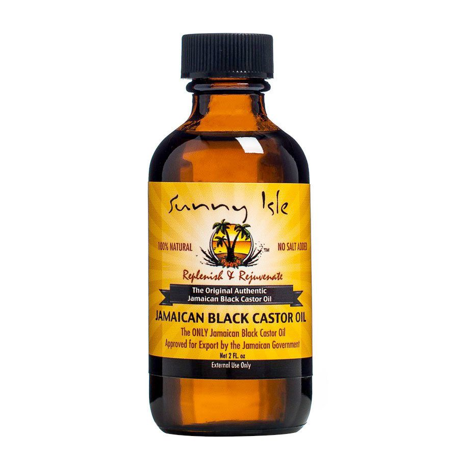 Sunny Isle Jamaican Black Castor Oil Rizinusöl (60 ml), Regular