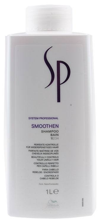 Wella SP Smoothen Shampoo (1000 ml)