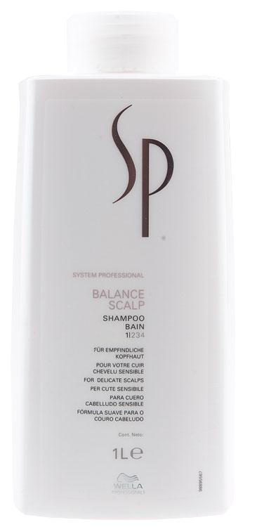 Wella SP Balance Scalp Shampoo (1000 ml)