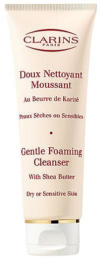 Clarins Gentle Foaming Cleanser für trockene/sensible Haut (125 ml)