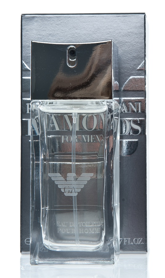 Emporio Armani Diamonds Eau De Toilette For Men (50 ml)