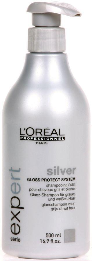 L'Oréal Professionnel Série Expert Silver Gloss Protect Shampoo 500ml