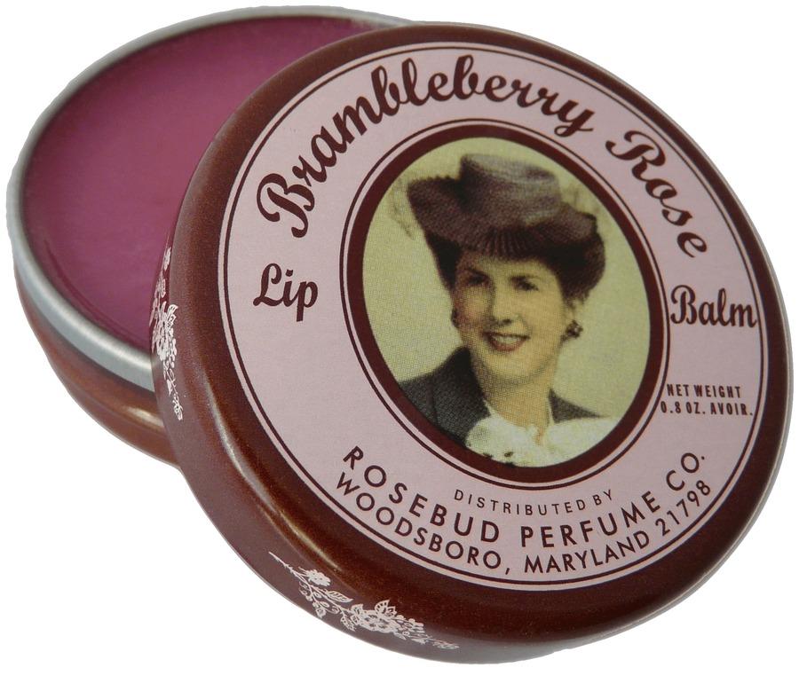 Rosebud Brambleberry Lip Balm