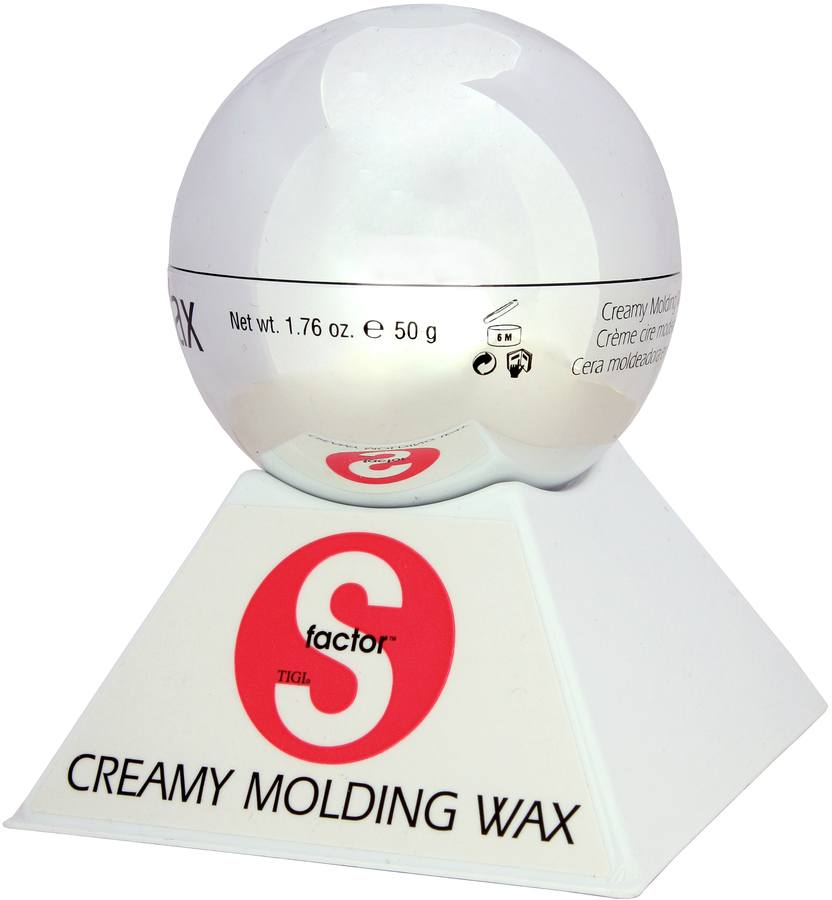 Tigi S-factor Creamy Molding Wax Haarwachs (50g)