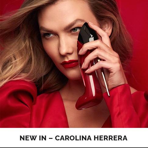New In: Carolina Herrera