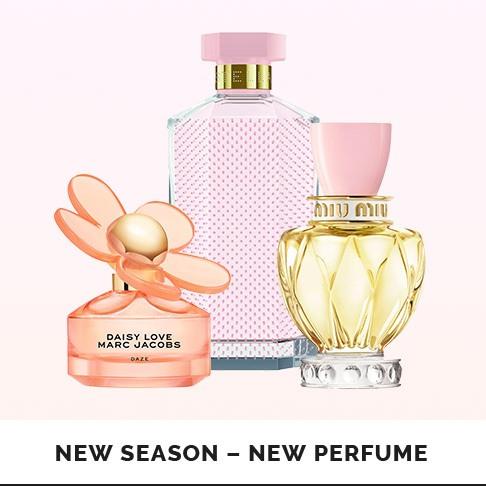 New season - new perfume